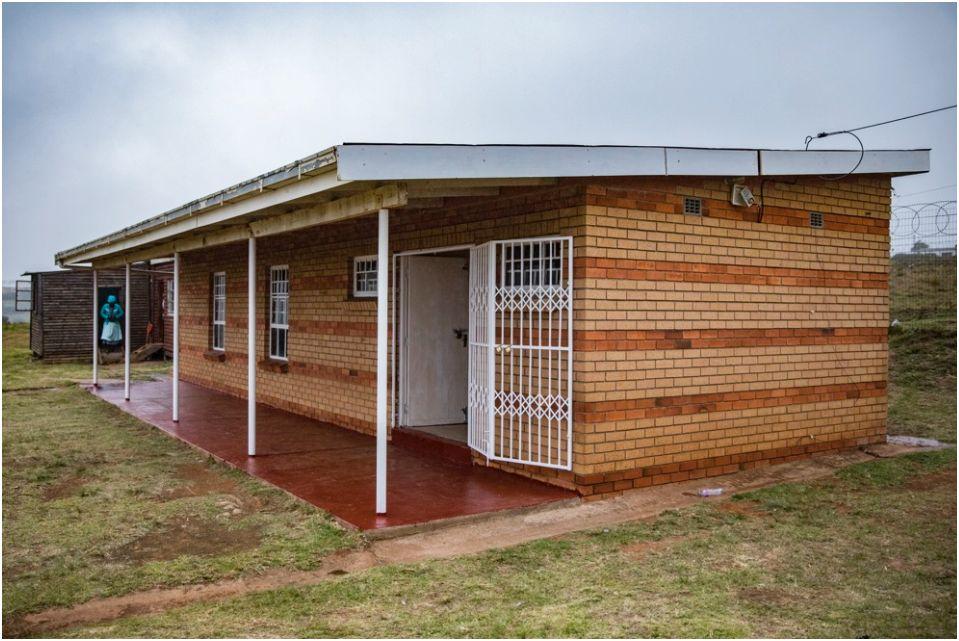 School building -