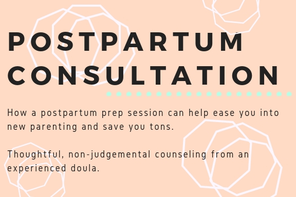 postpartum preparation