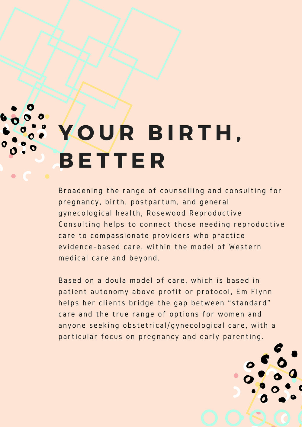 pregnancy concierge