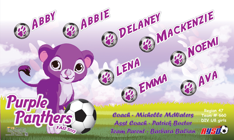 little purple panthers team banner.jpg