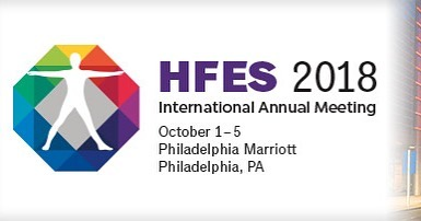 Will you be attending #HFES2018? Oct 1-5 in Philly? #Conference #Presentation #BeSmart #BeMiraSmart