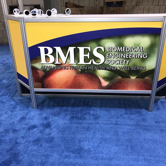 If you are attending #BMES2018 stop by the Printed Poster Pick Up Booth and grab a Mira Mirror to make sure your selfies are perfect! #BeSmart #BeMiraSmart