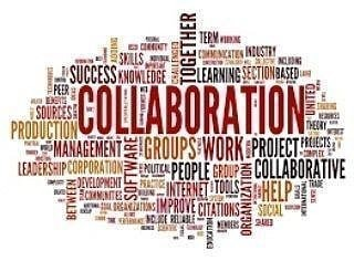 Collaboration is a key element to success. #teamwork #focus #groups #help www.Mirasmart.com