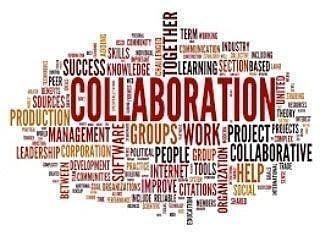 Collaboration is a key element to success. #teamwork #focus #groups #help www.Mirasmart.com