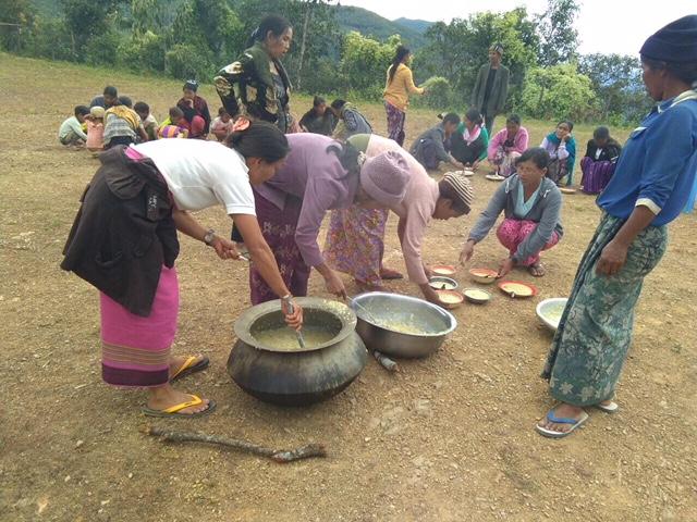 Chin Women's Empowerment Group - Myanmar