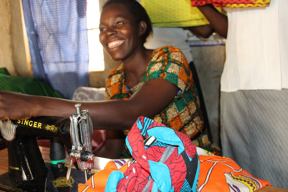 Rose Aleng never expected her small business would become a one-stop fashion destination in her small village in south western Kenya.