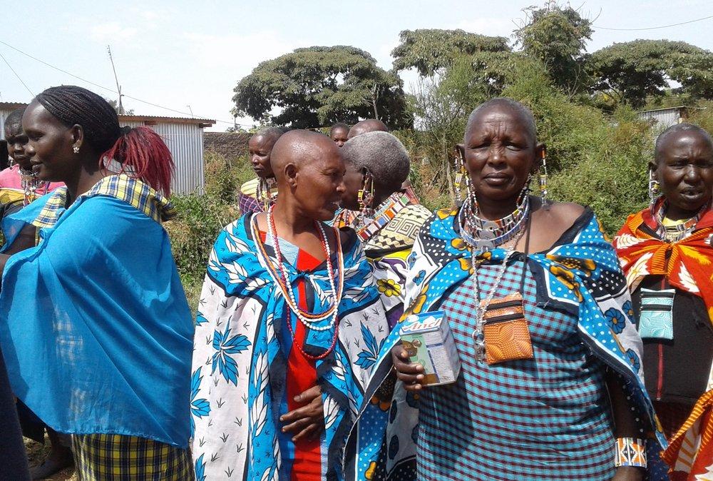 Maasai Girl's Education Fund - Kenya, 2016
