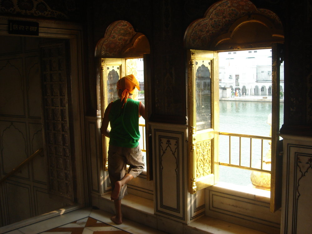 Consciously Connected Travel - New Delhi Experiences - The Golden Temple   Amritsar -  India - Cocoa  and Jasmine - Amritsar, India