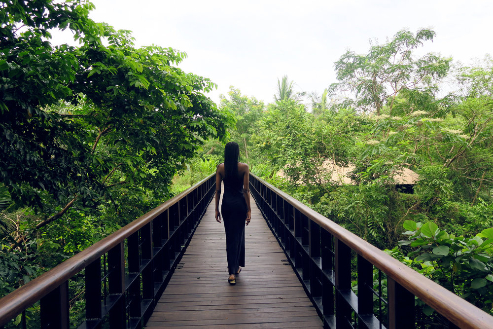Consciously Connected Travel  -  Culturally Connected Experiences  - Wellness - New Year Resolution - Setting an intention, first step to Manifestation  - CC Edit - Natasha Ndlovu  - Bali, Indonesia