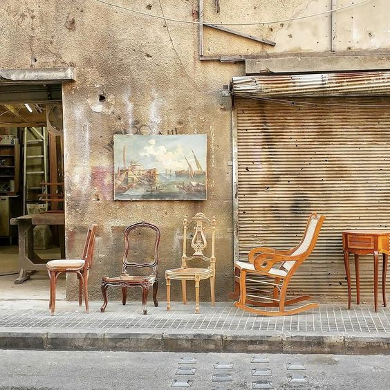 Consciously Connected Travel  -  Culturally Connected Experiences  - Travel - The Banksy of Beirut - CC Edit  - Beirut, Lebanon