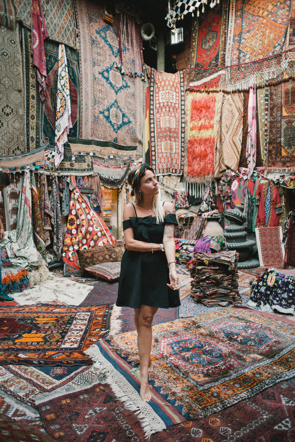 Consciously Connected Travel  -  Culturally Connected Experiences  - Travel - Solana Rei - Nadia Azmy - Samanta Katz- CC Journal  - Istanbul, Turkey