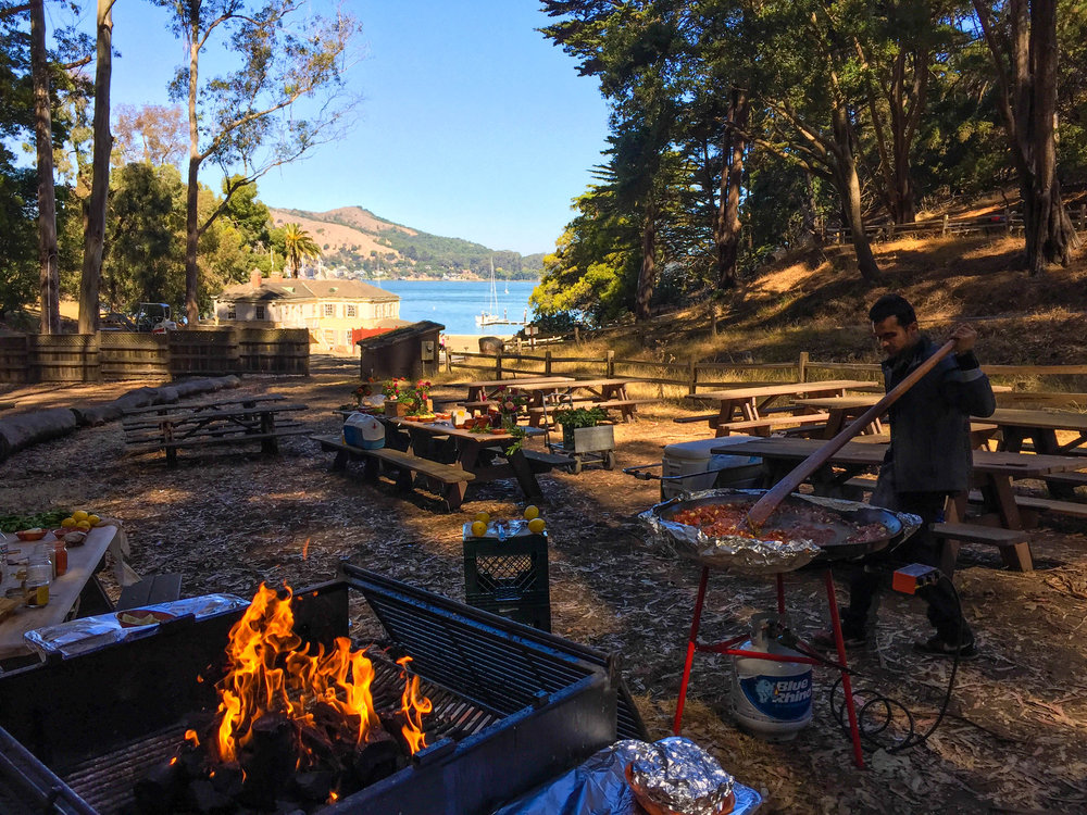 Angel Island Catering