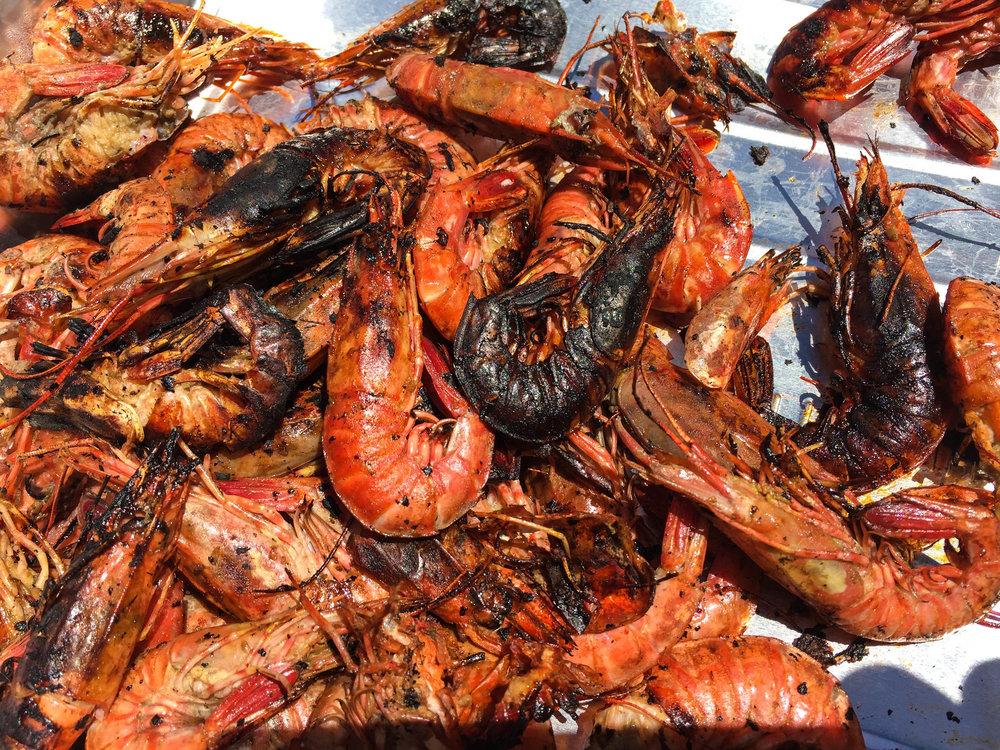 Prawns - Seafood