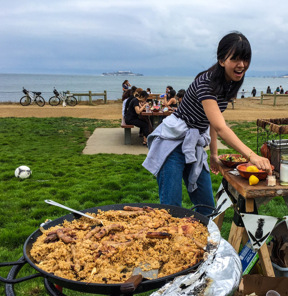Crissy Field Catering