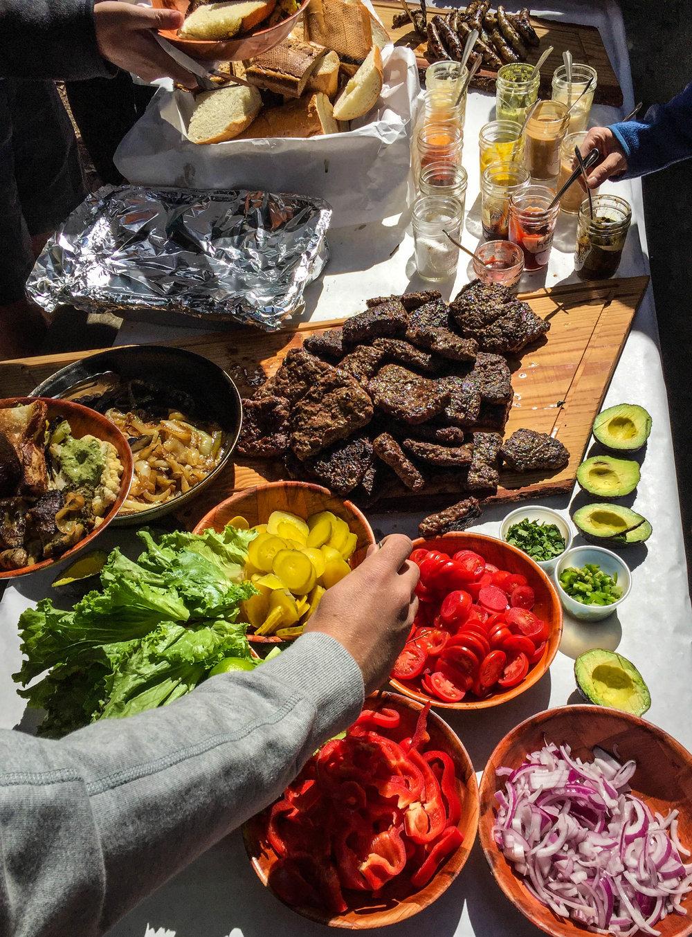 Sausalito Catering