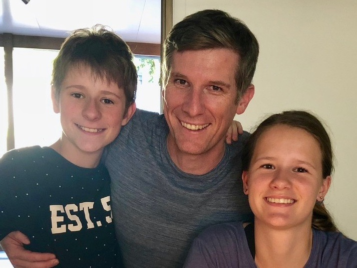 """I still find that there is an expectation that fathers are more likely to be able to travel for work, to attend meetings early or late in the day, and that they won't be at home as much."" - Dr Jeremy Brownlie @ GRIFFITH UNIVERSITY"