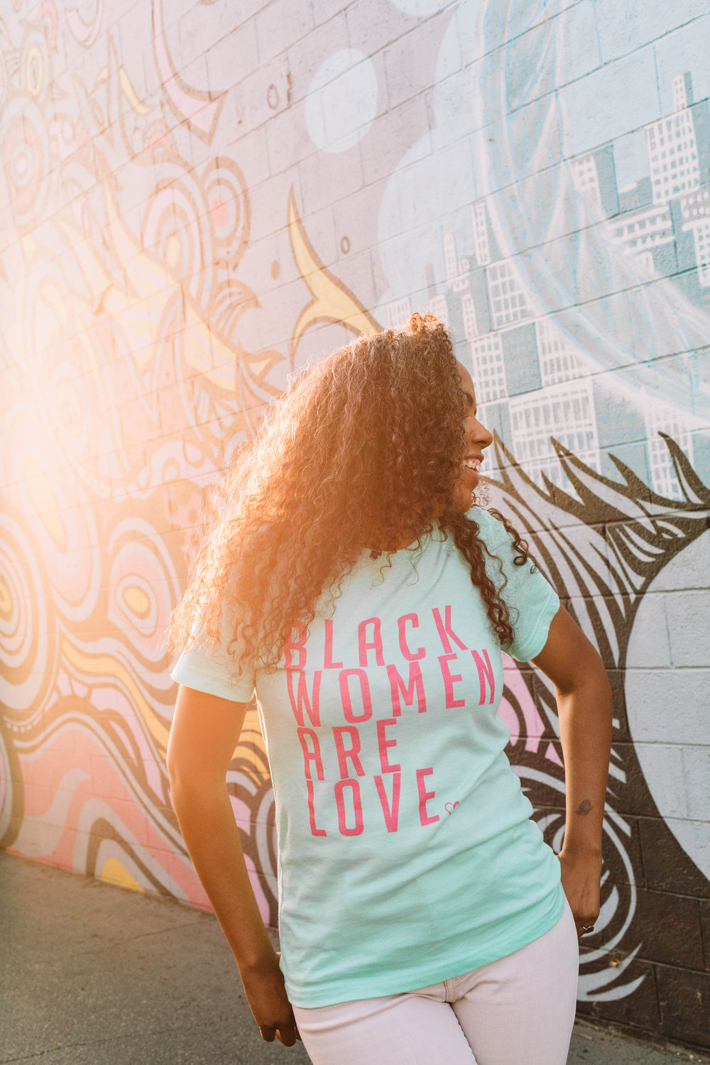 Black Women Are Love is… - …committed to honoring and celebrating the richness, the depth, and the potency of Black women