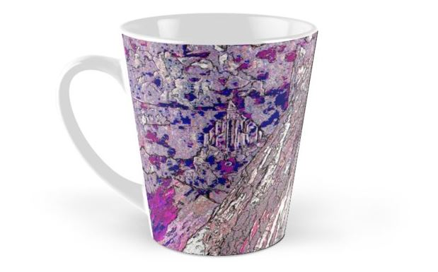 """Fimbulvetr Highlands"" Tall Mug"