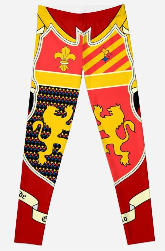 """Carroll Crest"" Leggings"
