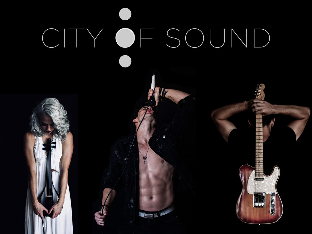 City of Sound Milestone Publicity