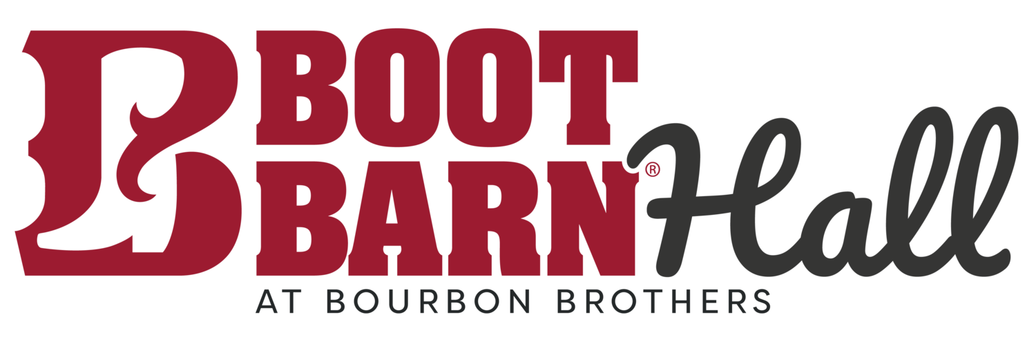 Boot Barn Hall at Bourbon Brothers