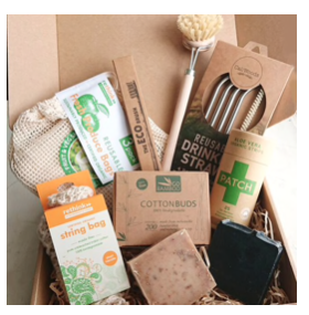 Start your journey to zero waste living with The Natural Box plastic free kits. Filled with all the best plastic free products specifically chosen to make plastic free living easy, without having to cost the earth!  Each kit comes packaged in 100% plastic free,compostable and recyclable packaging.  Or you can create your very own natural box by choosing from Natural Box's wide range of natural & organic products.   Starter kit $35