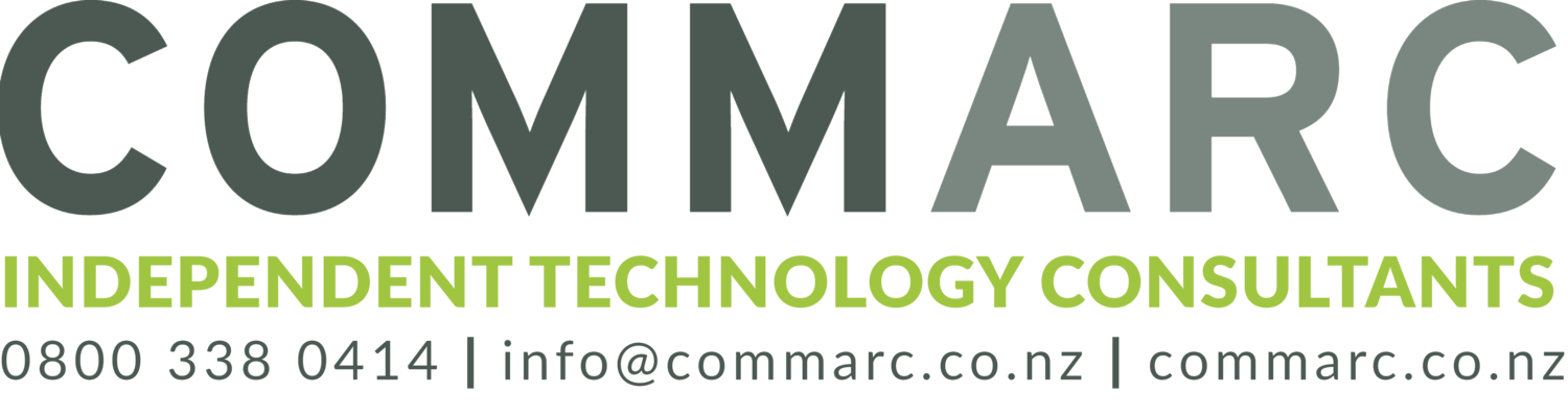 CommArc Consulting Ltd