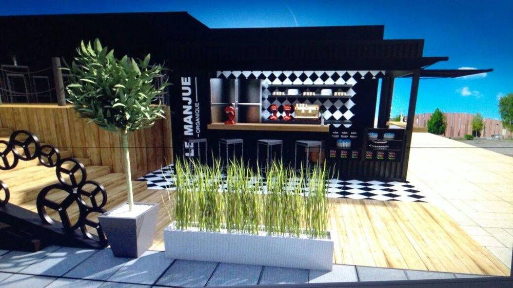 Le Manjue Cafe - Jardins