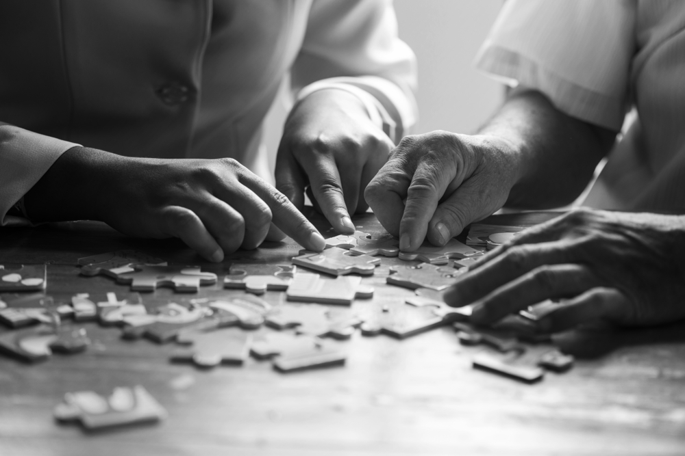 Life can be puzzling - We can help you fit the pieces together
