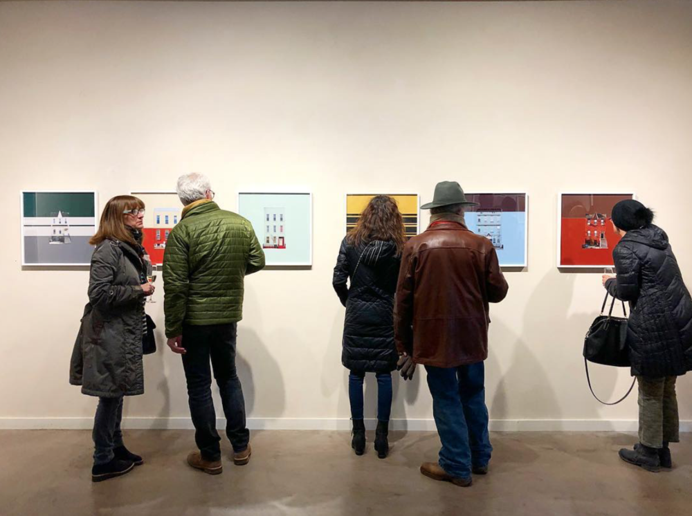 Gilman Contemporary Exhibition - Excited to show work at Gilman Contemporary in Sun Valley, IDOn view March 1 - April 15, 2019