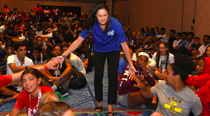 Jr. NBA World Championship players learn value of hydration, nutrition, and injury prevention- Orlando Sentinel, August 7th, 2018 -