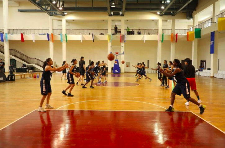 First-ever NBA Academy Women's in India Tips-off- Sportskeeda, May 27th, 2018 -