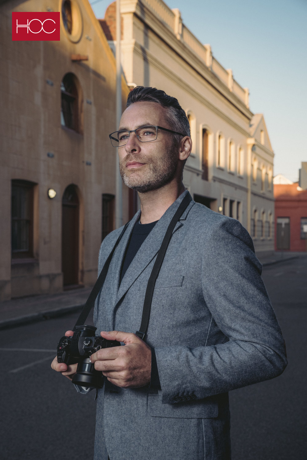 Daniel Stewart is a Portrait Photographer in the Perth Area.