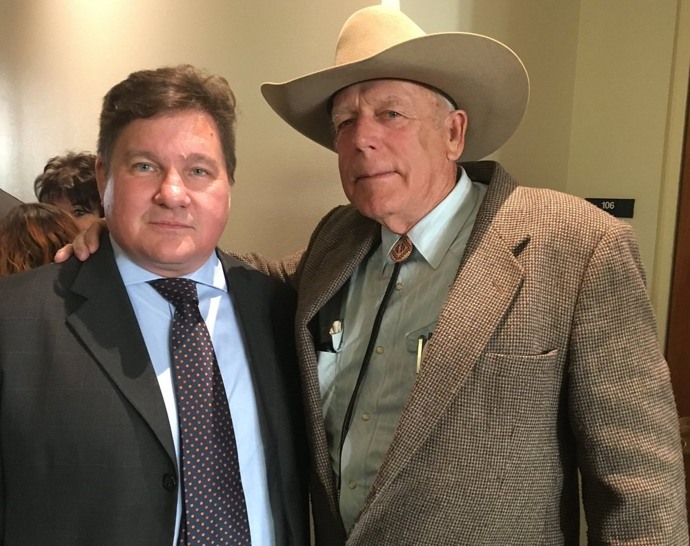 Daniel McAdams endorses Ryan Bundy for Governor of Nevada.