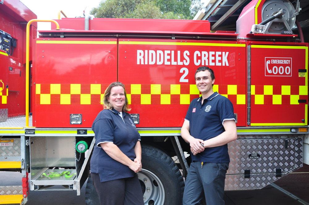Riddells Creek Brigade