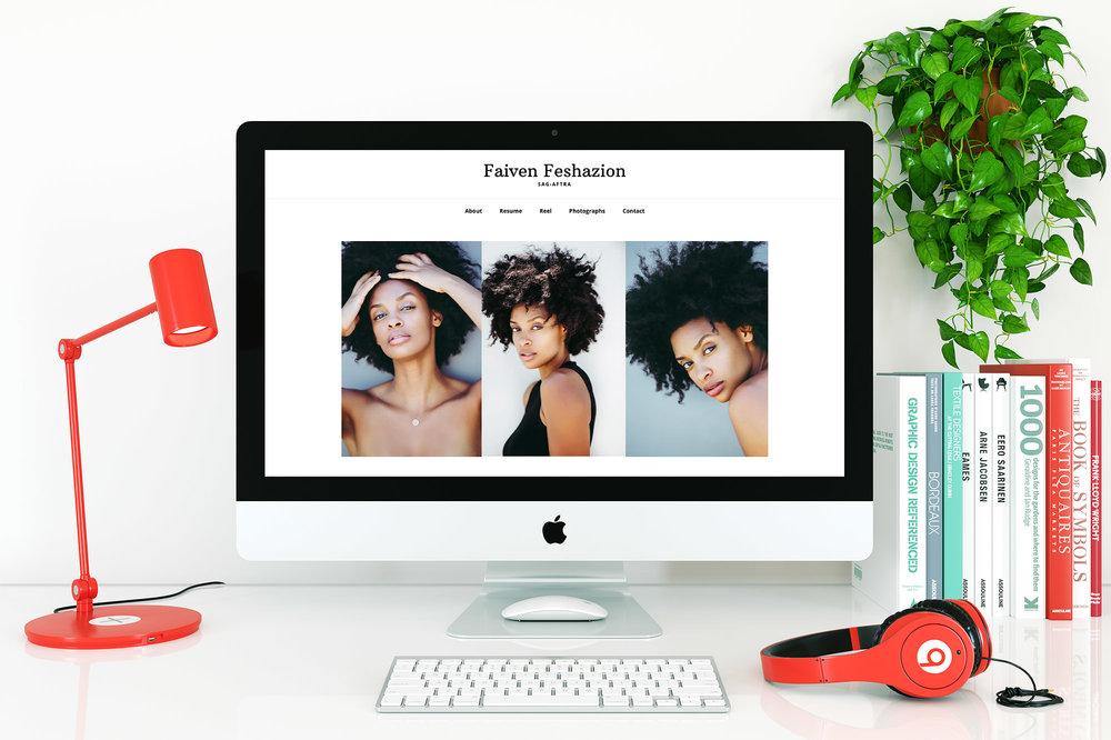 Faiven Feshazion's website