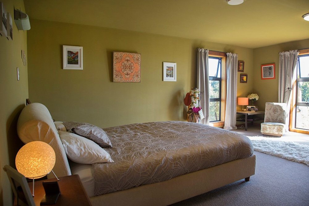 There are 4 double bedrooms. The master suite features walk in wardrobe and en-suite.