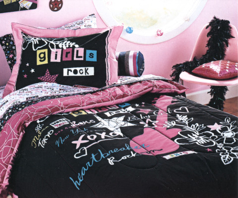 RR girls rock tween collection