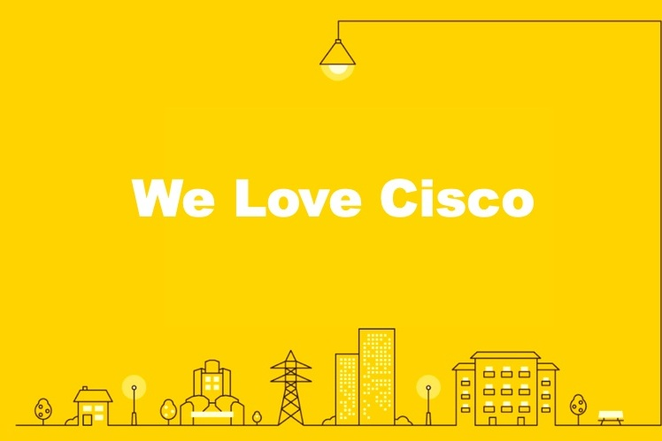 WLC (we Love Cisco)   smart cities i ot - introduced an iidea for app to customize your journey around the city .