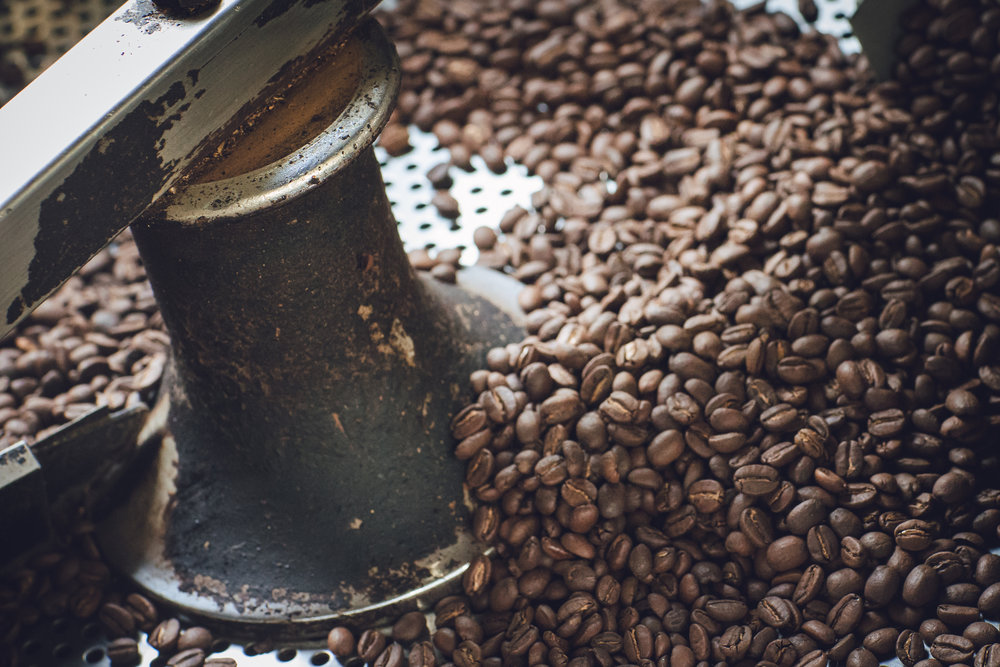 La More - Our strongest blend. Urban style, dark blend, sweet, strong and dominated by French roast Kenyan. For those who want a kick in their cup! Espresso, plunger, stovetop, filter.250g - $14.30500g - $26.601kg - $49.10