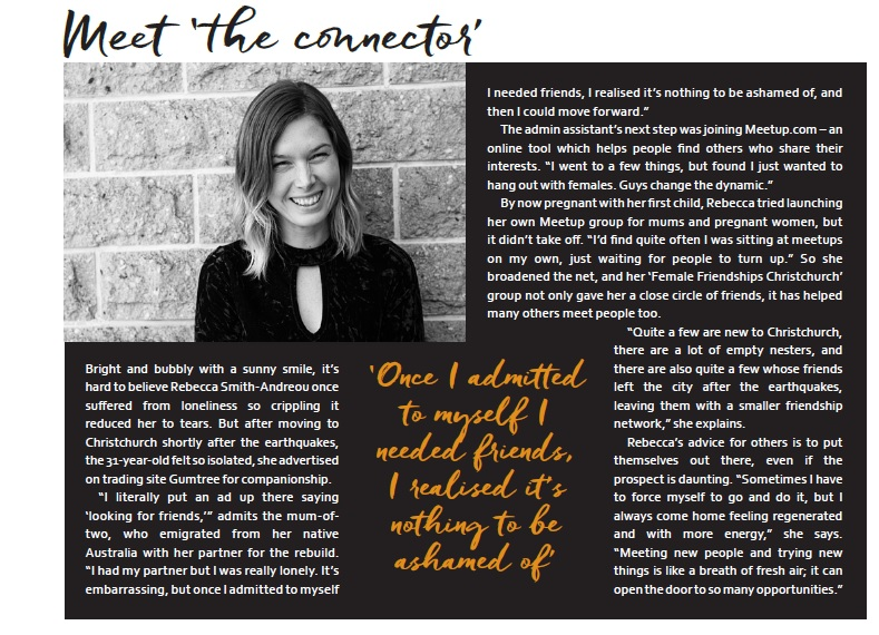 how it got started - Read about how it started in a feature article in Next Magazine New Zealand 2017Read the full article here.
