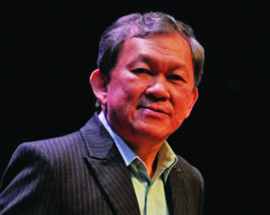 Rev. Ong Sek Leang - (KEYNOTE SPEAKER)General Superintendent of the Assemblies of God of Malaysia