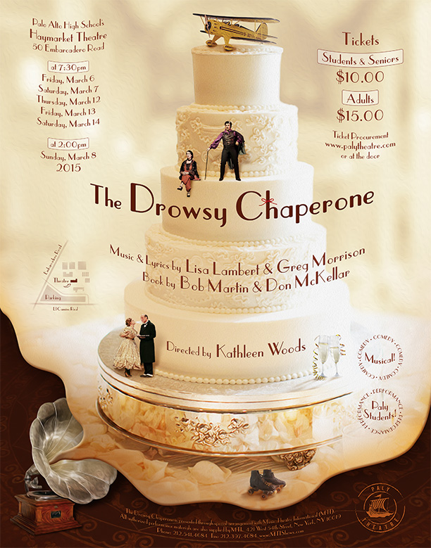 The Drowsy Chaperone - March 2015Production Photos - Dress Rehearsal 3/2/2015Production Photos - More Dress Rehearsal 3/2/2015Production Photos - Performance 3/7/2015Cast List