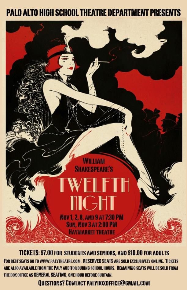 Twelfth Night - November 2013Production PhotosCast List