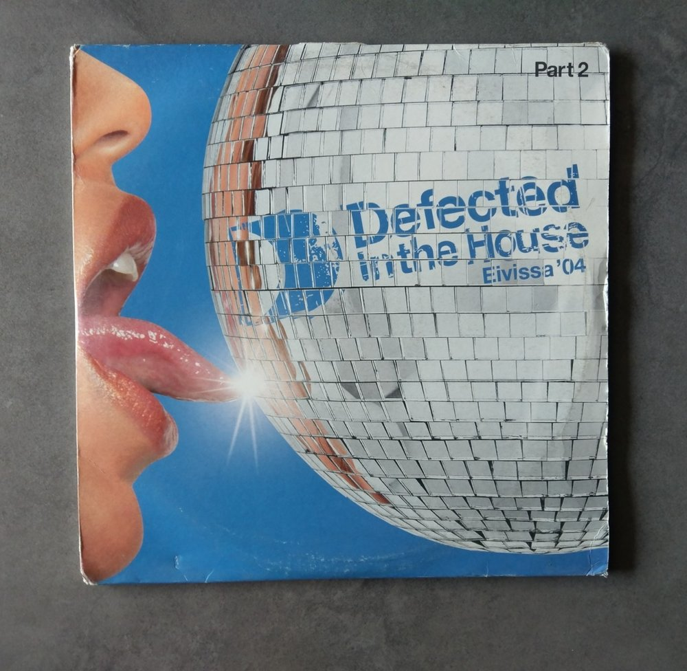 Artist : Various    Album : Defected in the house - Elvissa '04    Label: Defected ‎[ITH08LP2]    Release date: 2004    Go to track:   Ron Carroll - Song of slavery    Remarks : More Defected compilation madness , a true house gem.
