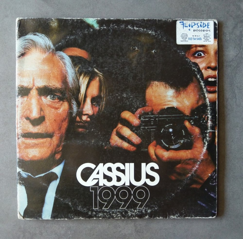 Artist : Cassius    Album : Cassius 1999    Label: Virgin [724384670115]    Release date: 1999    Go to track: Cassius 1999    Remarks : An absolutely amazing album with so many awesome tracks such as 'La Mouche' ,'My feelings for you' and many more.