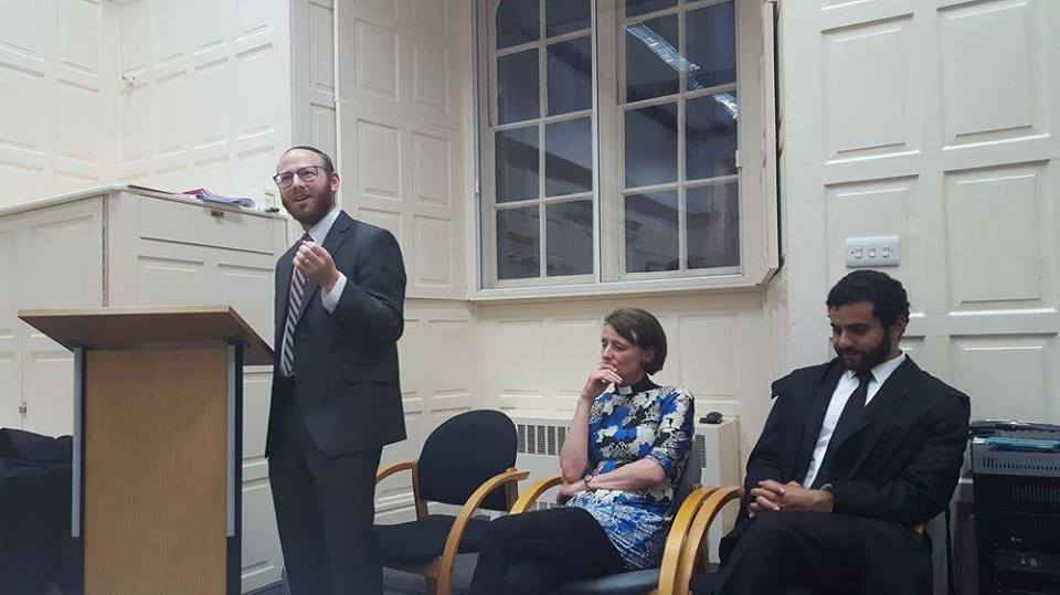Oxford Abrahamic Interfaith Formal
