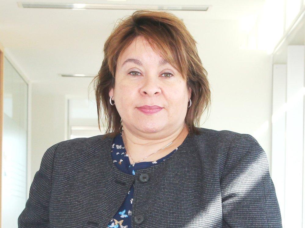 Raquel Mercado, Executive Director, CEO Office (Networks & Innovation)