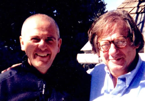 Peter Gabriel and Christopher Alexander (1997)