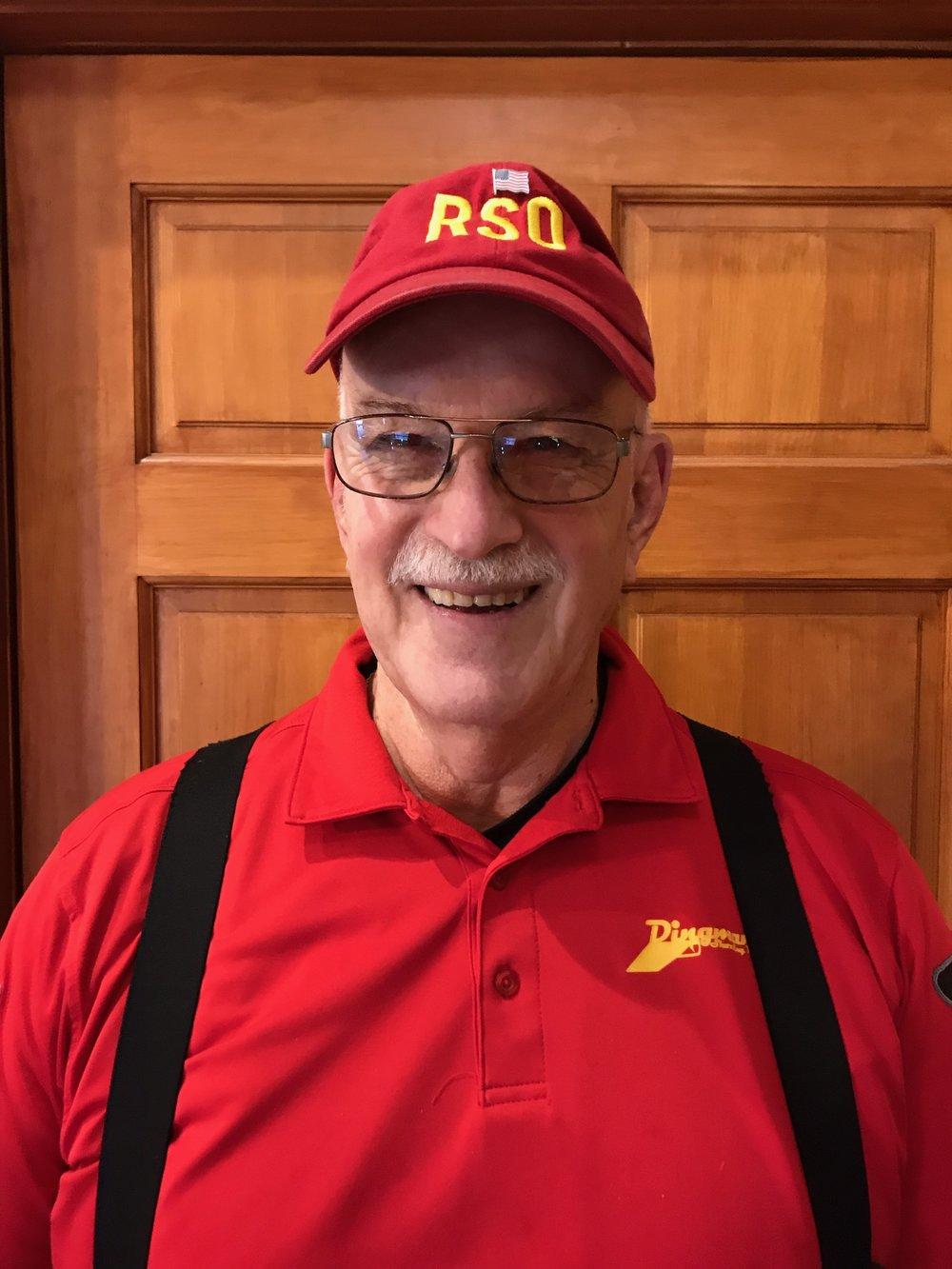 Glenn   RSO/Instructor